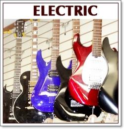 Electric guitars for sale