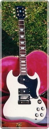 Gibson SG Standard - Modified